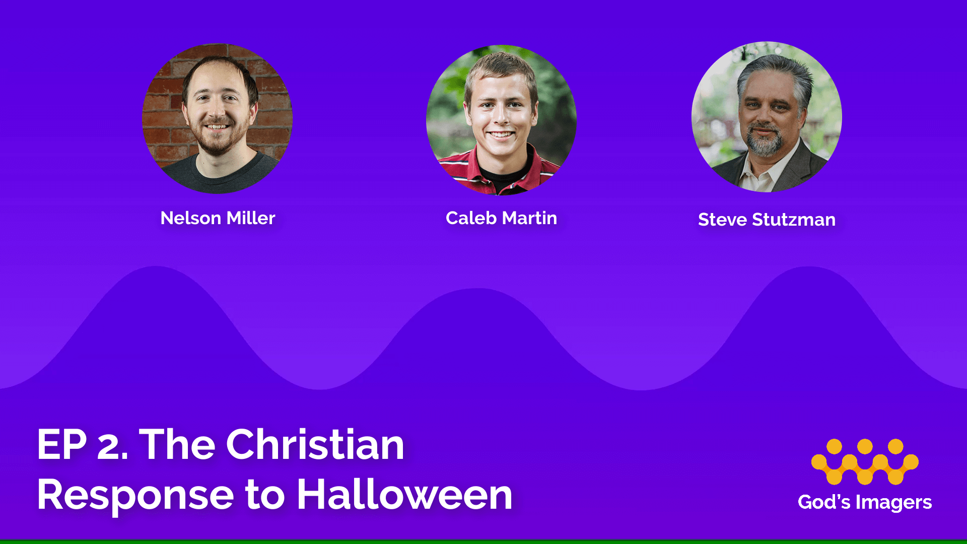 EP 2: The Christian Response To Halloween